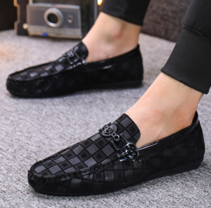 French Intense Deluxe Moccasin