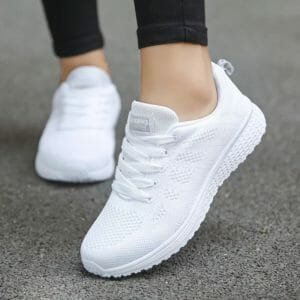 Swift Mesh Breathable Shoes For Women
